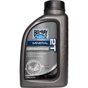 Bel-Ray 2-T MINERAL OIL 1.0 L