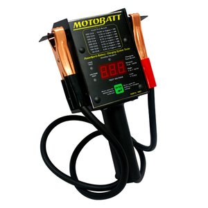 MotoBatt Digital Load Tester 125A