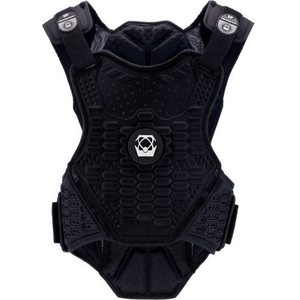 Atlas Guardian Body Armor Lite - Blackout musta SM/MD