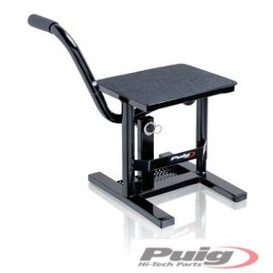 Puig Basic Off-Road Stand-Support C/Black