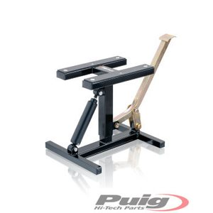 Puig Support Stand Off-Road Hidraulic C/Black