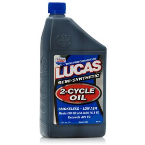 Lucas Oil Semi Synthetic 2 Cycle Oil 946ml