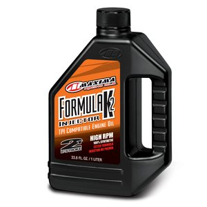 Maxima Formula K2 100% Synthetic Racing Premix - 1L