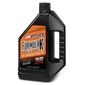 Maxima Formula K2 100% Synthetic Racing Premix - 1,893L