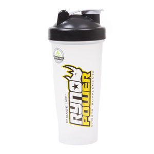 Ryno Power Shaker Clear 830ml
