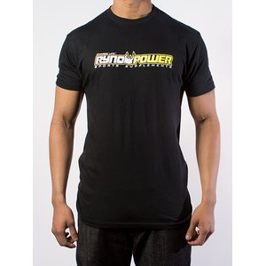 Ryno Power T-shirt, L, BLACK