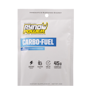 Ryno Power Carbo Fuel Sample Single Serving