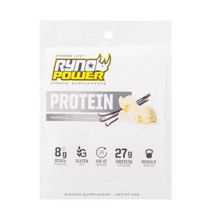 Ryno Power Vanilla Protein Single Serving