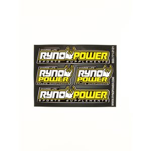 Ryno Power Stickers kit