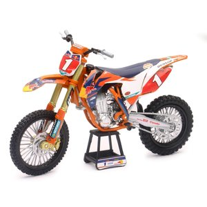 New-Ray 1:10 Red Bull KTM 450 SX-F Ryan Dungey 2017
