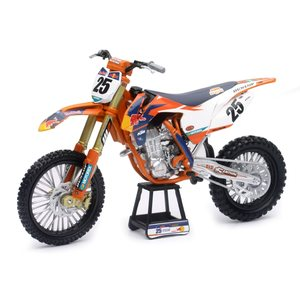 New-Ray 1:10 Red Bull KTM 450 SX-F Marvin Musquin