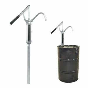 Ipone Drumpump manual, for 60 & 220 Liter