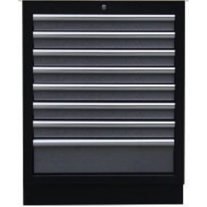 SP Tools Workshop Series Cabinet With 8 Drawers