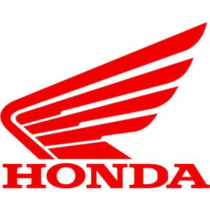Honda FOOTPEG PACK RED ( MAIN AND PILLION)