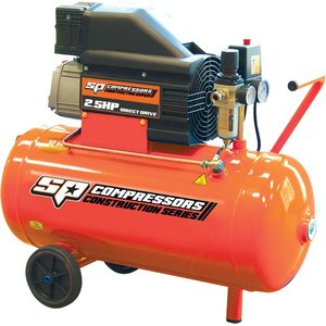 SP Tools 2.5hp Portable Air Compressor