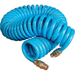 SP Tools 15m Recoil Air Hose