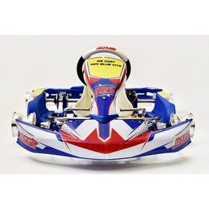 MS Kart Mini Blue Kite (950 mm)
