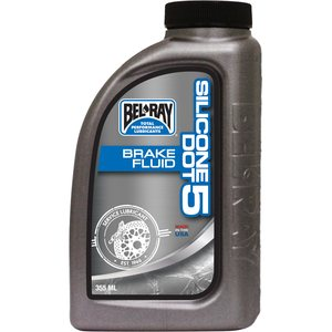Bel-Ray Silicone DOT5 brakefluid 0.355l