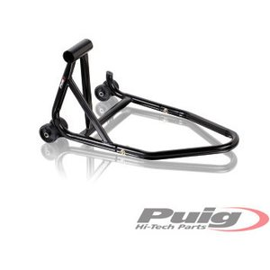 Puig Rear Stand Single Swing Arm Clearmision Left Side