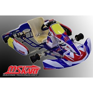 MS Kart MS KART BLUE PHOENIX / KZ (D 30 mm)