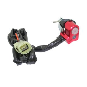 Holeshot Kill switch, CNC Aluminum, Honda 13-17 CRF450R, 14-17 CRF250R