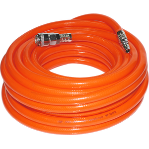 SP Tools SP Fitted Air Hose - 15m